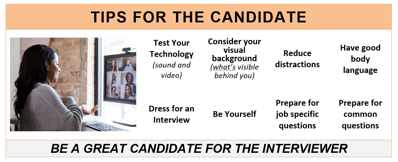 Virtual Interviewing 2