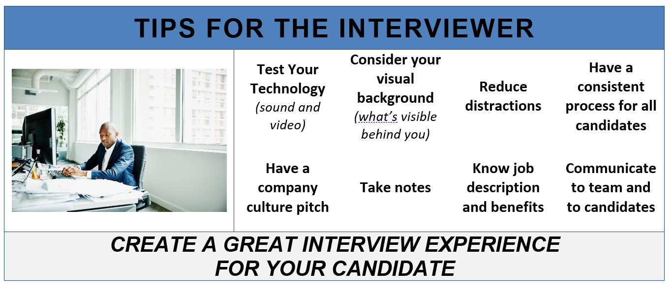 Virtual Interviewing 3