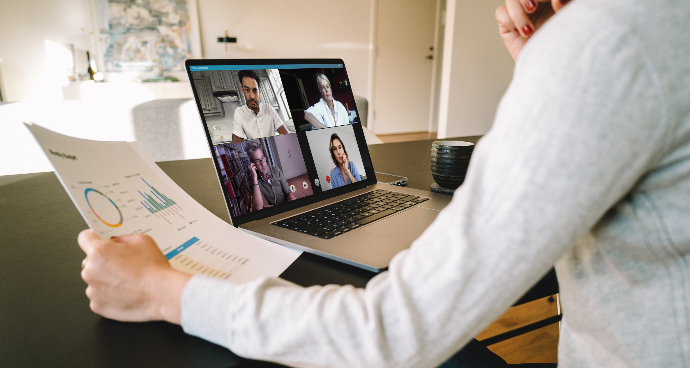 Leading Virtual Stand-Up Meetings