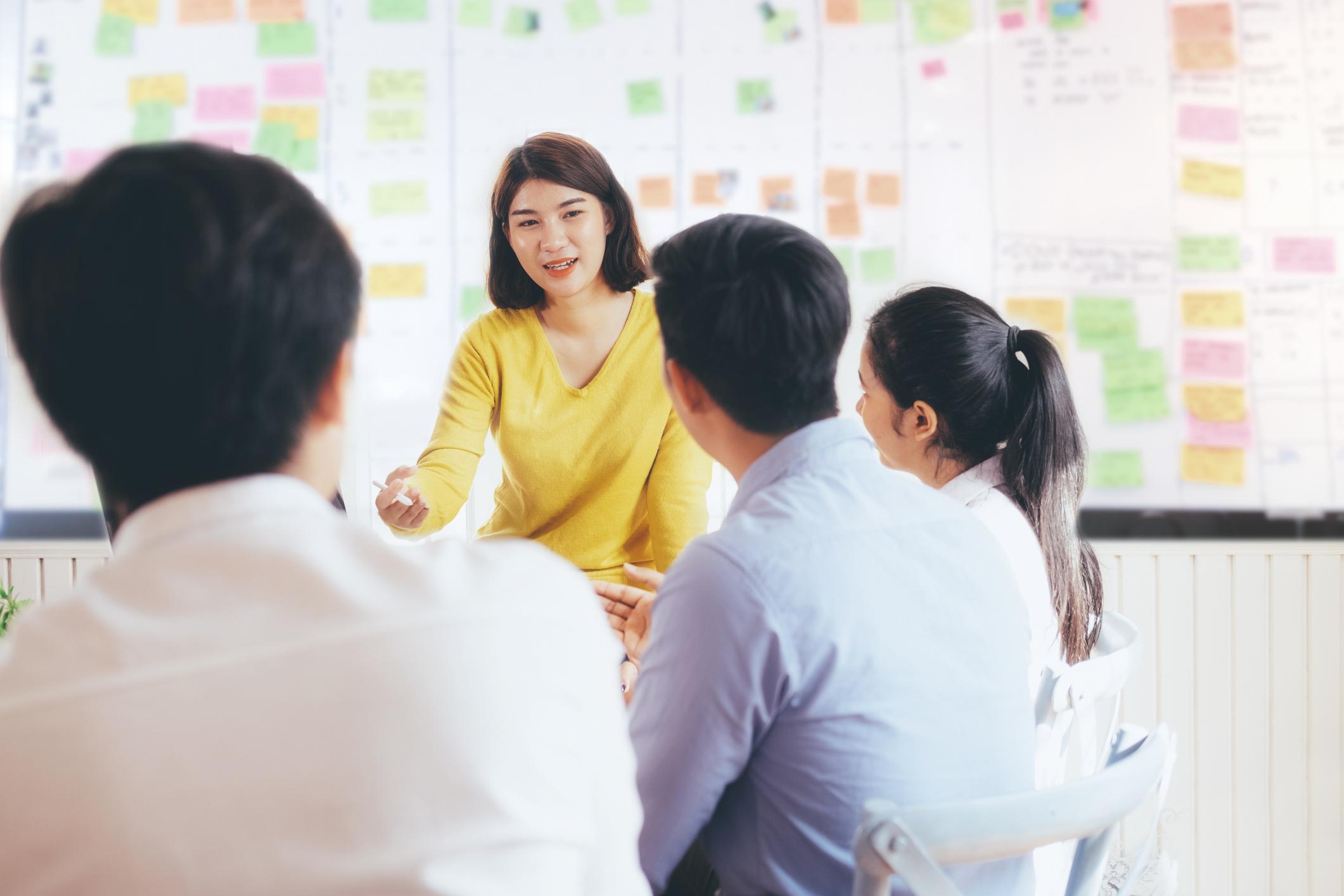 Leading an Agile Team