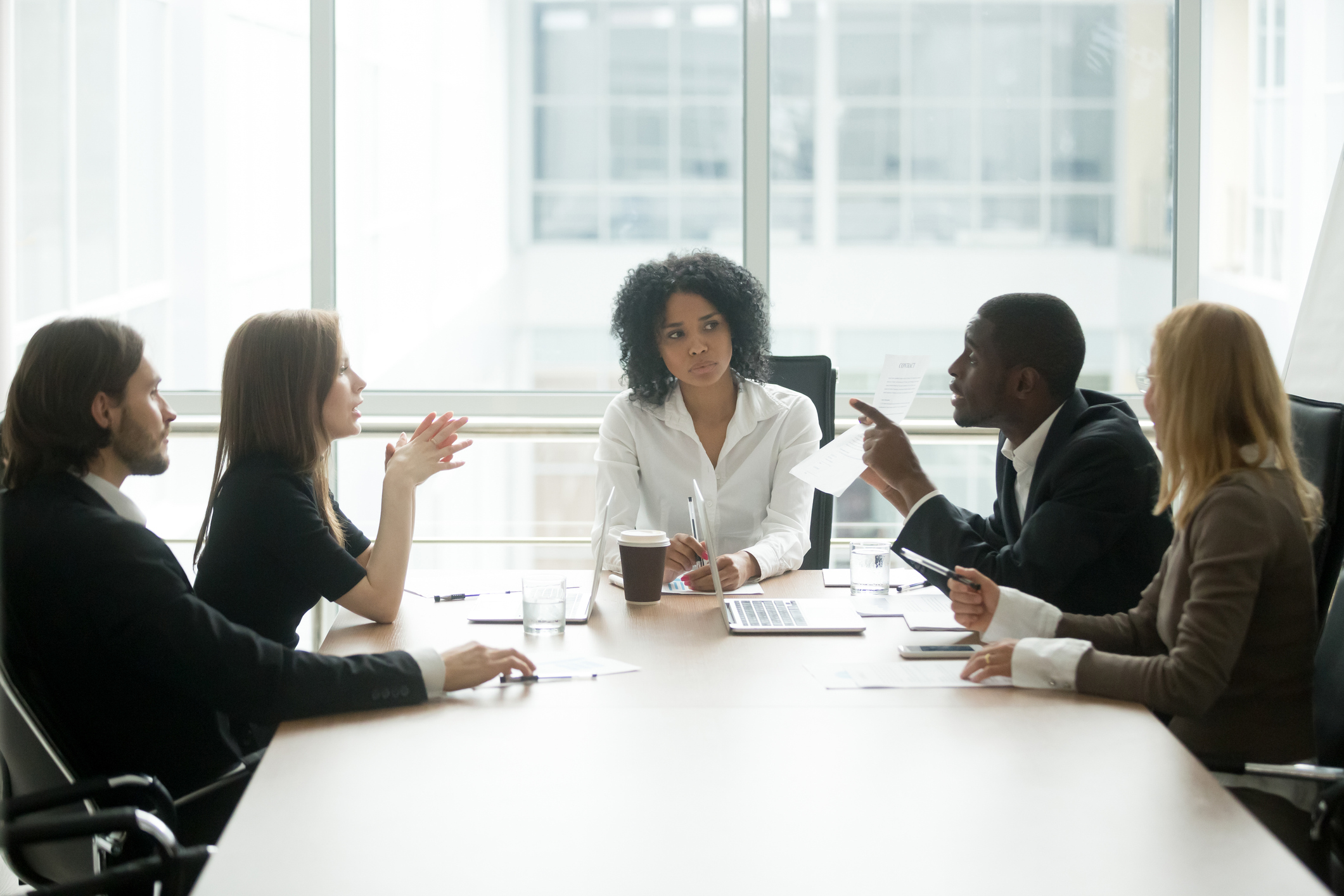 When Team Members Clash: Managing Conflict in a Team Environment