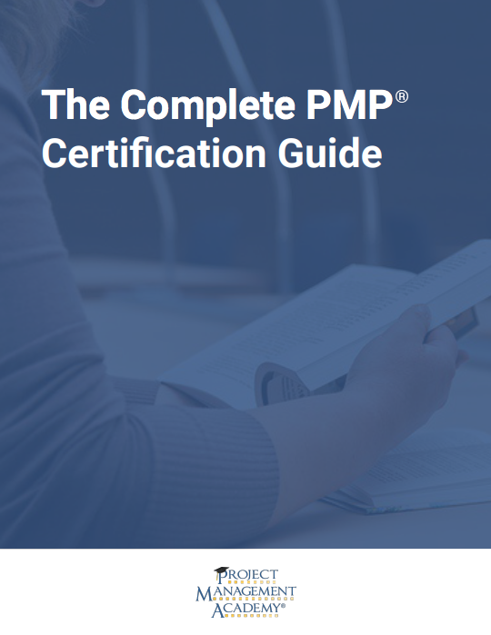 The Complete PMP Certification Guide Hero